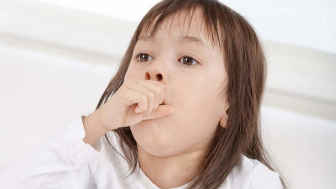 Meredakan Batuk Pada Anak Dengan Bahan Herbal Alami