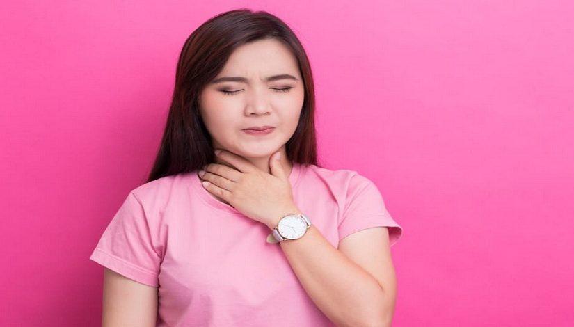 Penyebab Penyakit Faringitis atau Radang Tenggorokan