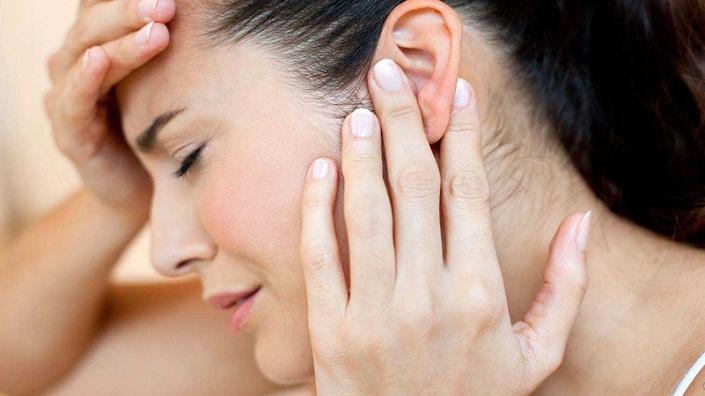 Benjolan di Belakang Telinga Tanda Penyakit Berbahaya